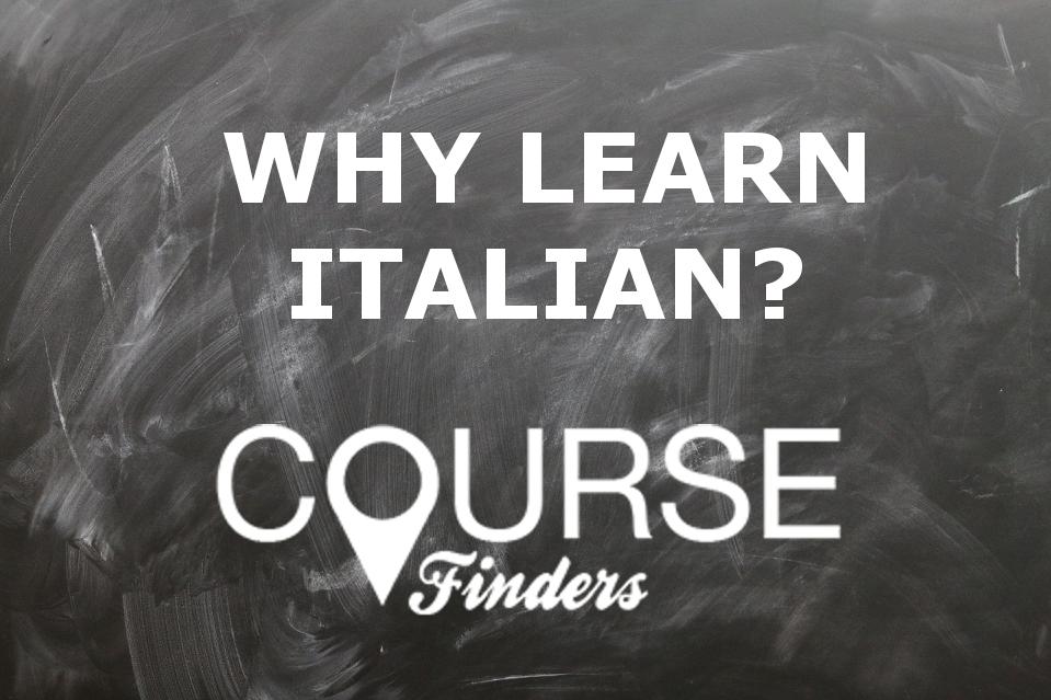 why-learn-italian