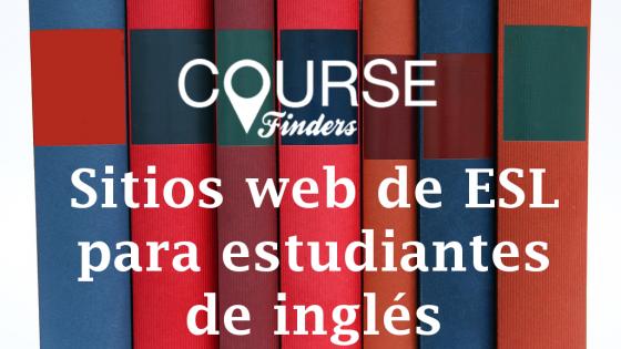 sitios web de ESL para estudiantes de inglés