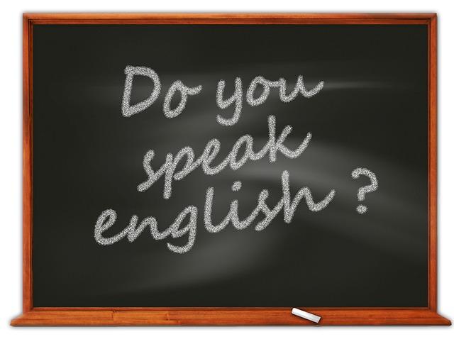 inglese ESL