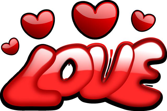 expresar tu amor en inglés