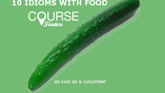 idioms-with-food