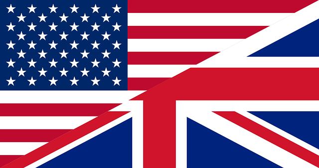 american english vs. British english