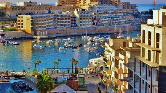 A belíssima Malta