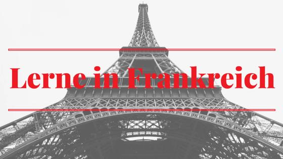 Lerne in frankreich