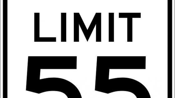 limite de velocidade