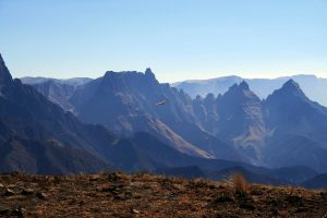 Montanhas sul-africanas