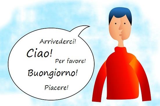 Frases utiles en italiano