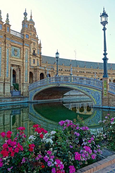 Plaza de España, sevilha