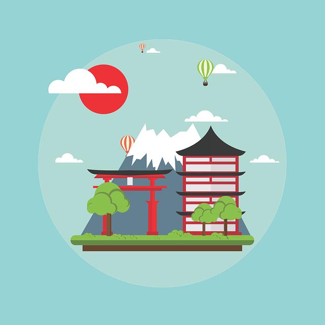 viajar a japón frases útiles