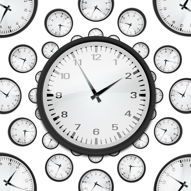espressioni tempo inglese
