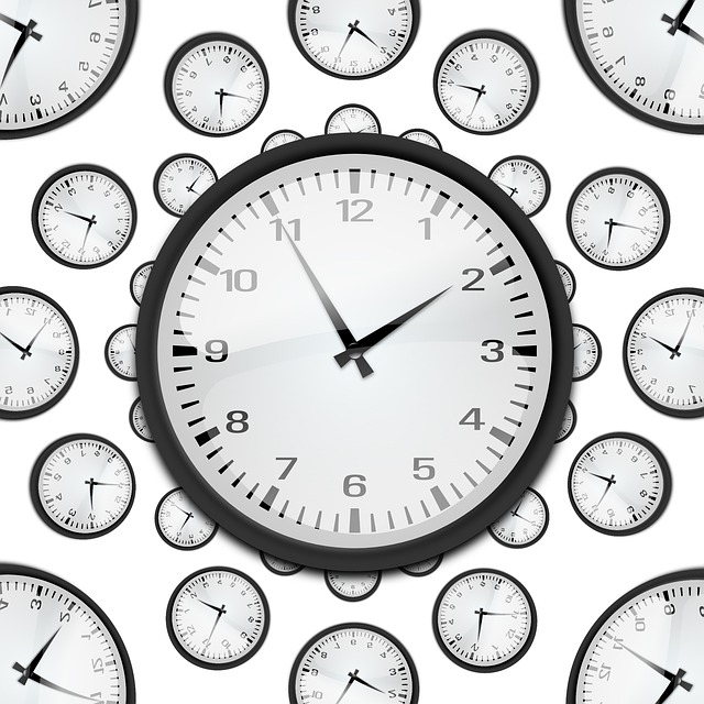 expresiones en inglés con la palabra tiempo
