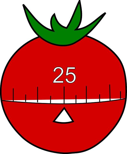 Come gestire il proprio tempo mentre si studia: la regola del pomodoro