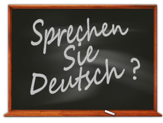 Certificazioni di tedesco: quali e quante sono?