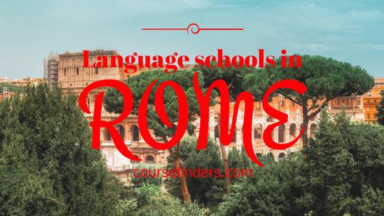 Language schools in Rome