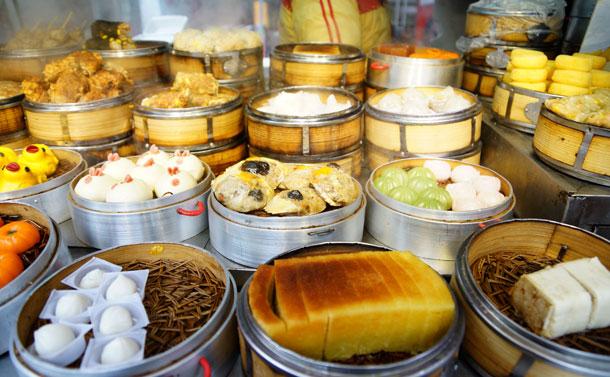 gastronomie chine