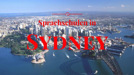 Sprachschulen in Sydney