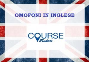 omofoni in inglese