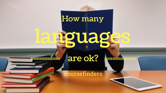How many languages are ok