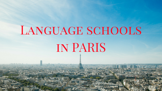 Language schools in Paris