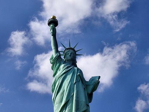 statua libertà-new york