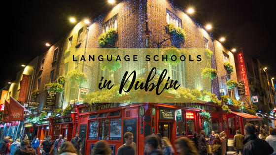 Language schools in Dublin