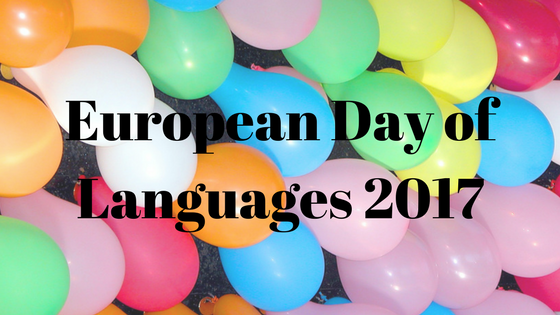 European Day of Languages 2017