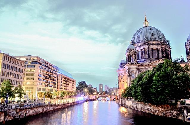 tedesco a Berlino