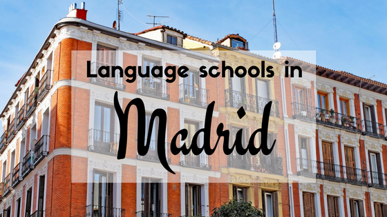 Language schools in Madrid