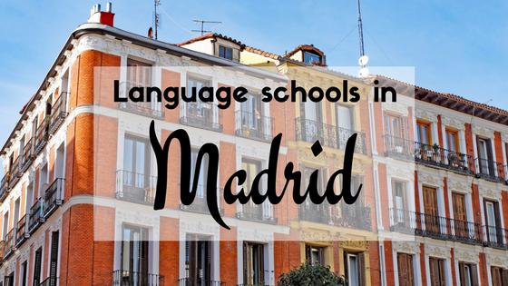 Language schools in Madrid