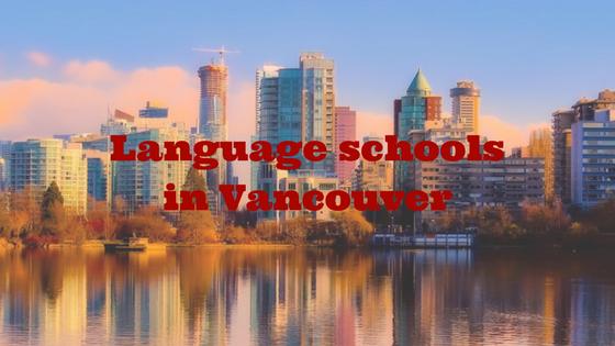 Language schools in Vancouver