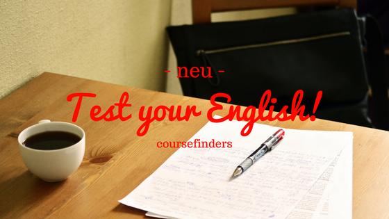 Neu Test your English!