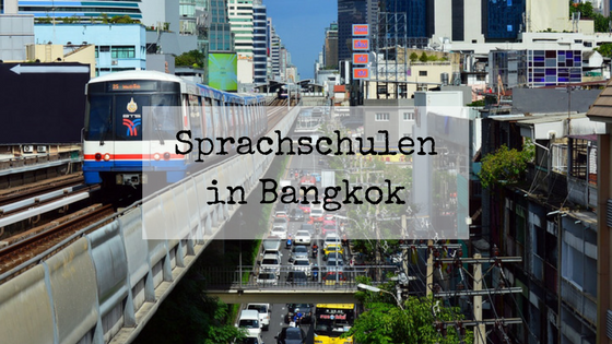 Sprachschulen in Bangkok