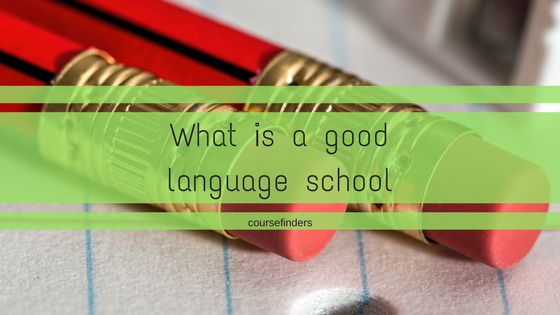 What is a good language school
