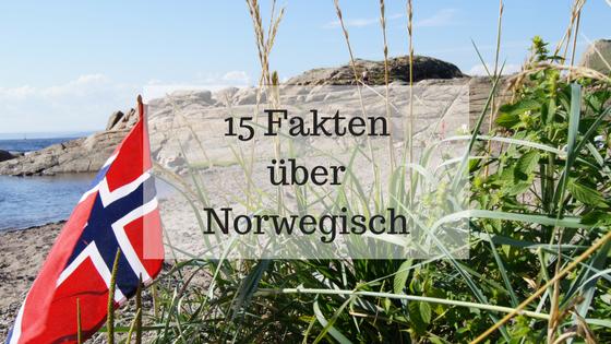 15 Fakten über Norwegisch