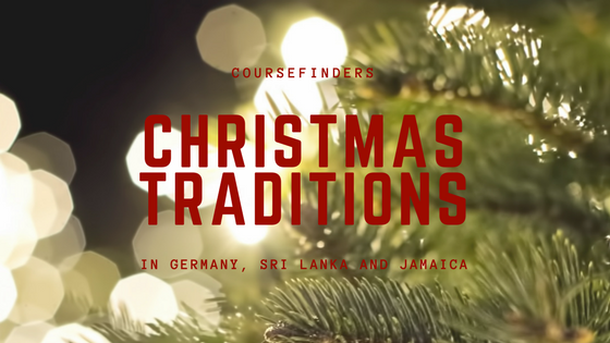 Christmas traditions in Germany, Sri Lanka and Jamaica