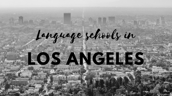 Language schools in Los Angeles
