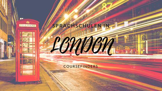 Sprachschulen in London