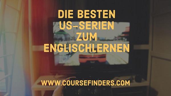 US-Serien zum Englischlernen