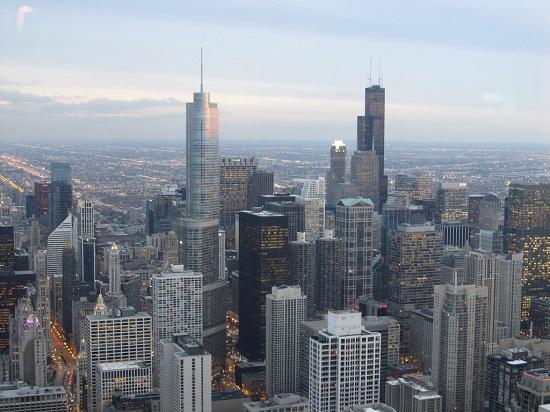grattacieli chicago