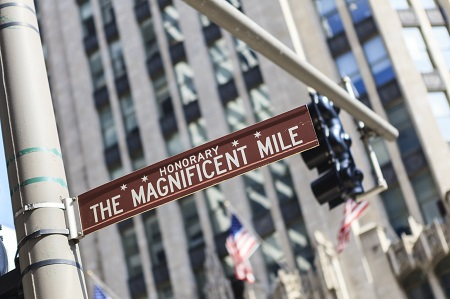 magnificent mile