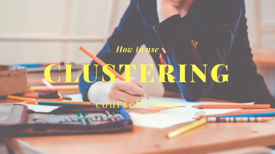 How to use clustering