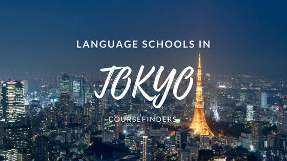 Language schools in Tokyo