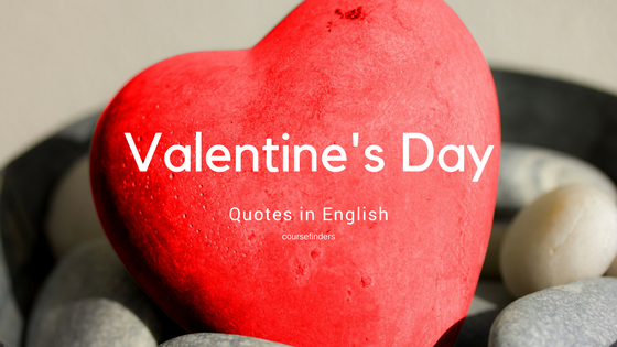 Valentine S Day Quotes In English