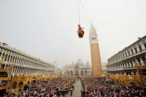 Volo dell'Angelo-venecia