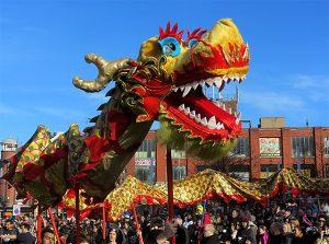 dragon-año nuevo chino