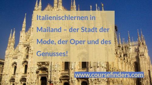 Italienischlernen in Mailand