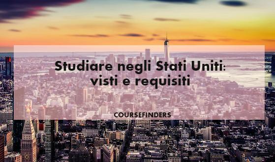 studiare-visti-usa-stati uniti