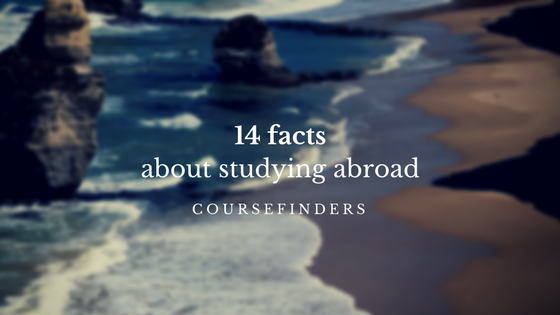 14 factsabout studying abroad