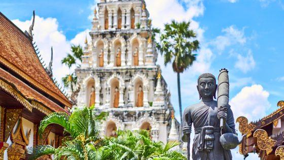 Curiosidades sobre el idioma tailandés