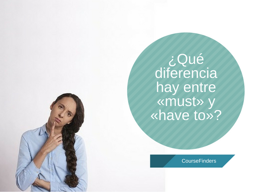 Diferencia entre must y have to